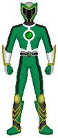 23. Emerald Data Squad Ranger
