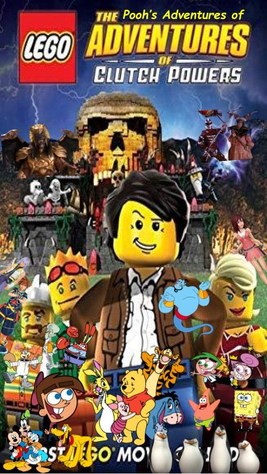 Pooh's Adventures of LEGO: The Adventures of Clutch Powers