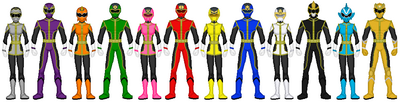 Realm Force Rangers