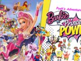 Pooh's Adventures of Barbie in Princess Power