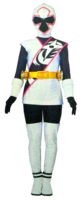 Ninja Force White Ranger