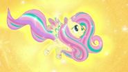 Fluttershy rainbowfied