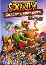 Tino's Adventures of Scooby-Doo! Shaggy's Showdown Poster