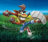 Crash Bandicoot Promo