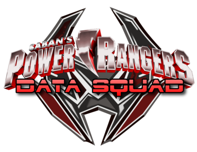 Power Rangers Data Squad Logo 2