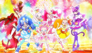 Sparkling Star Power Pretty Cure7