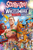 Tino's Adventures of Scooby-Doo! WrestleMania Mystery Poster