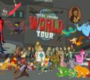 Pooh's Adventures of Total Drama World-Tour