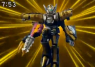 Ptera Charge Megazord Tricera Formation