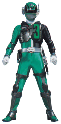 File:S.P.D. Green Ranger S.W.A.T. mode.png