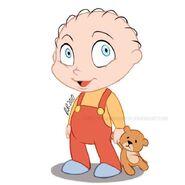 Stewie Griffin Disney version by Do0dlebugdebz