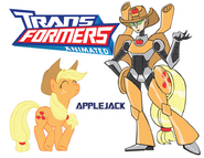 Applejack transformer