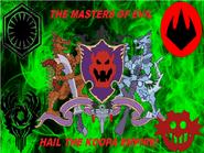 Masters of Evil flag