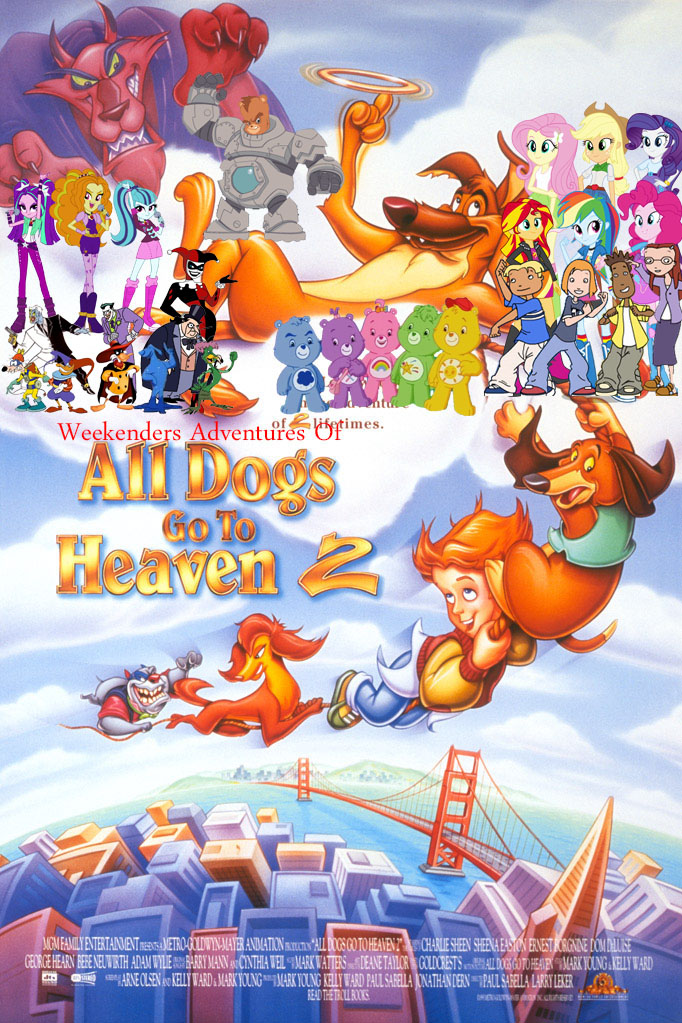 tino u0026 39 s adventures of all dogs go to heaven 2