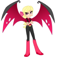 Princess dark matter s 1st form evil megan by dashiemlpfim-d8q2g95