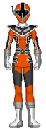 8. Orange Data Squad Ranger