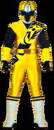 Ninja Force Yellow Ranger