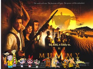 Ed, Edd, n Eddy vs. The Mummy