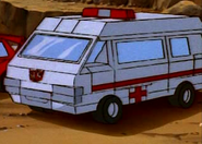 G1 Ratchet ambulance