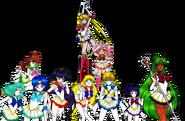 Super Crisis Sailor Scouts
