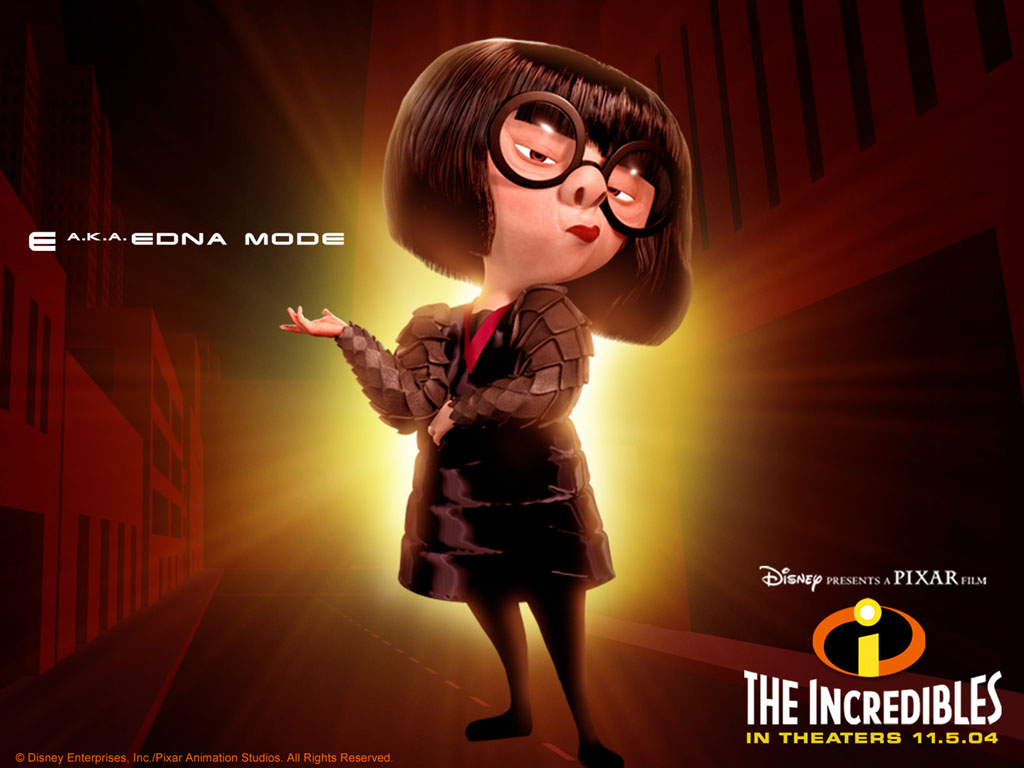 Edna Mode Poohs Adventures Wiki Fandom Powered By Wikia