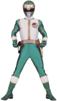 Green Squadron Ranger (2)