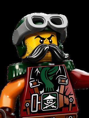 LNJ Museum Character HeroRegular S6 0006s 0011 Flintlocke