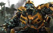 Bumblebee in transformers 3-wide