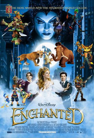 File:Sora Goes Enchanted Poster.png