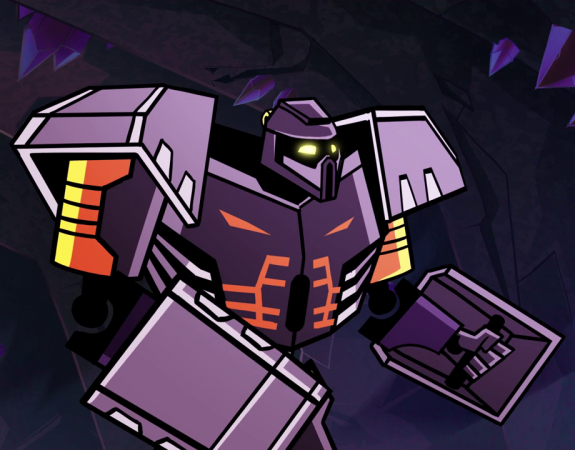 Onua Stares Animation