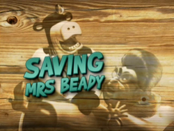 Saving Mrs Beady Logo