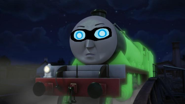 Screenslaved Henry