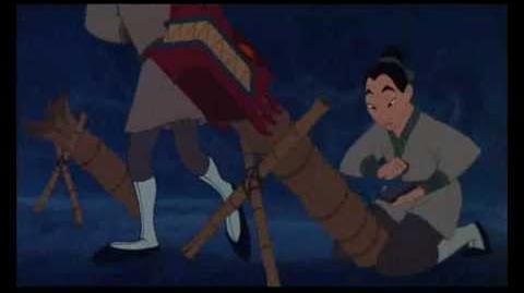 Mulan - i'll make a man out of you