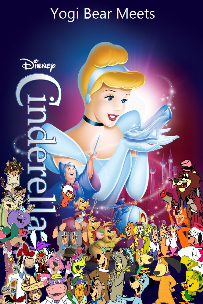 Yogi Bear Meets Cinderella | Pooh's Adventures Wiki | FANDOM
