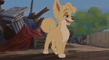 Angel (Lady and the Tramp)