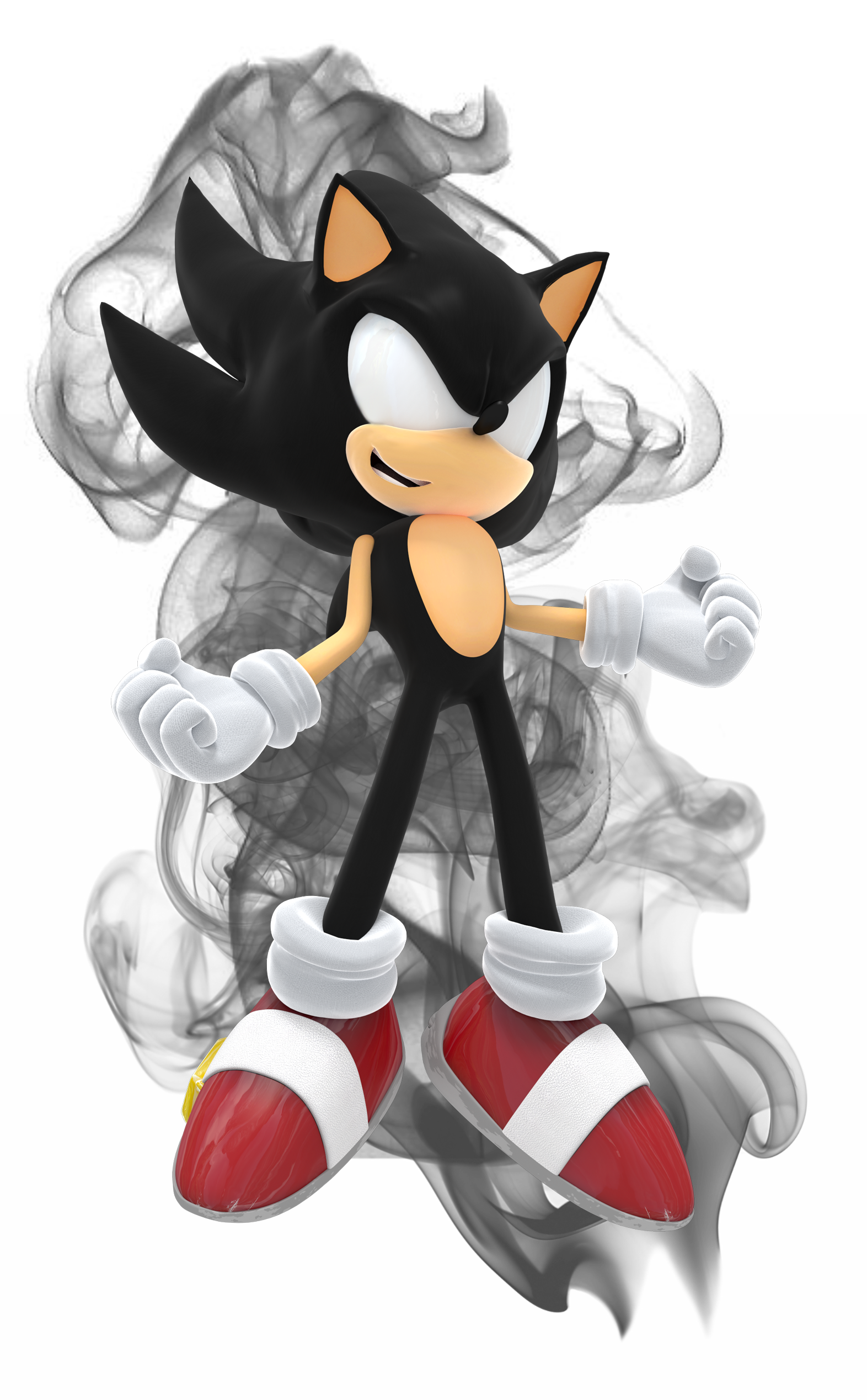 Dark Sonic By Mintenndo D5qappa