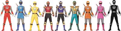 Ninja Rangers 3