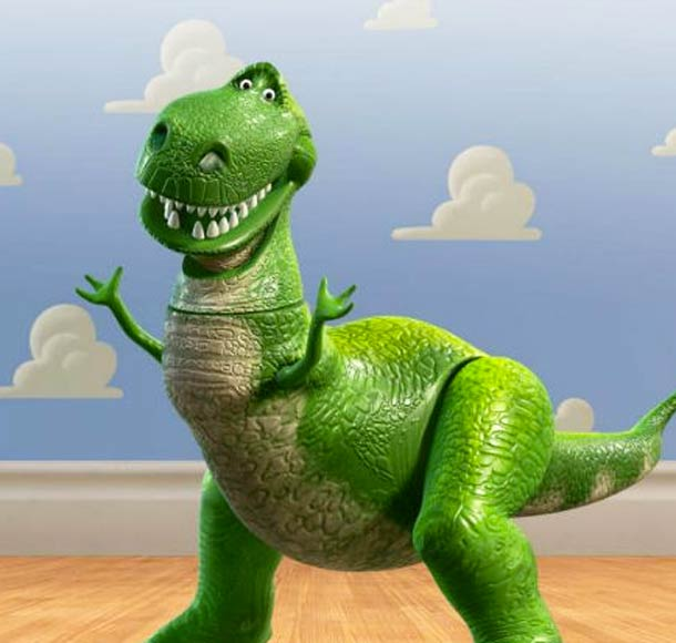 Rex toy story pooh 39 s adventures wiki fandom powered by wikia - Dinosaure toy story ...
