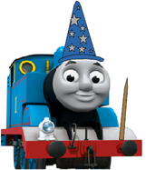Thomas as the sourcer wizard
