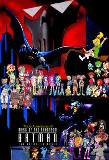 Tino's Adventures of Batman- Mask of the Phantasm