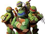 Teenage Mutant Ninja Turtles (2012 version)