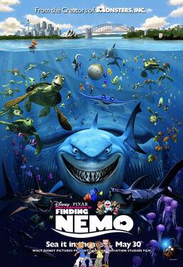 Tino's Adventures of Finding Nemo