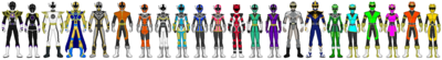 Other Rangers (10)