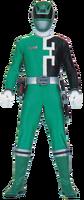 S.P.D. Green Ranger