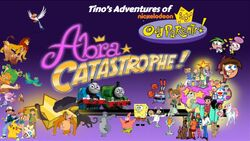 Tino's Adventures of The Fairly OddParents Abra-Catastrophe The Movie