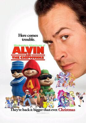 Weekenders Adventures of Alvin and the Chipmunks