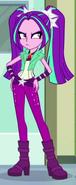 Aria Blaze's human form