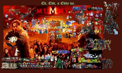 Ed, Edd, n Eddv vs. The Mummy III