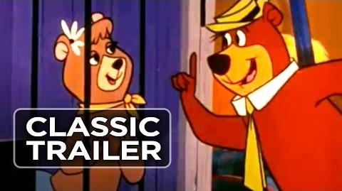 Hey There, It's Yogi Bear (1964) Official Trailer - Hanna-Barbera Animation Movie HD
