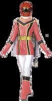 Mystic Force Red Ranger (Female)